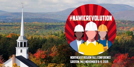 NAWIC Northeast Region Fall Conference 2019 tickets