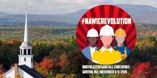 NAWIC Northeast Region Fall Conference 2019
