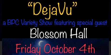 """DejaVu"" the BPC Final Variety Show in Indy! tickets"