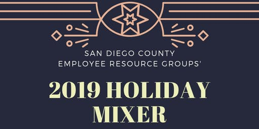 2019 ERG Holiday Mixer
