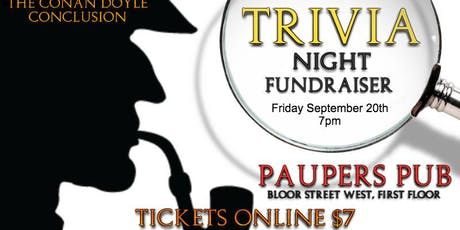 Sherlock Holmes Trivia Night! tickets