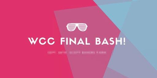 Last WCC Bash!