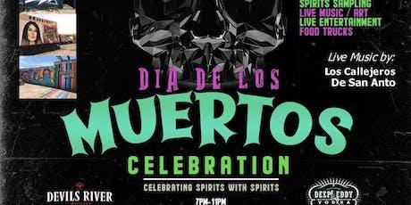 SA's 1st Annual -  Dia De Los Muertos Celebration tickets