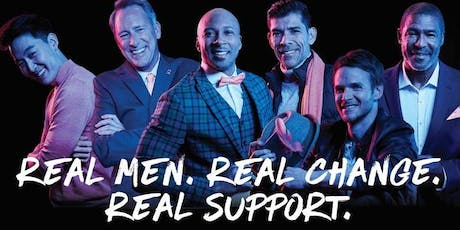 Real Men Wear Pink of Acadiana Announcement Party tickets
