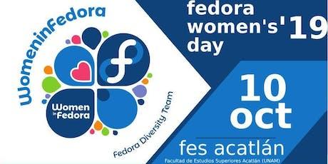 Fedora Women's Day CDMX 2019 tickets