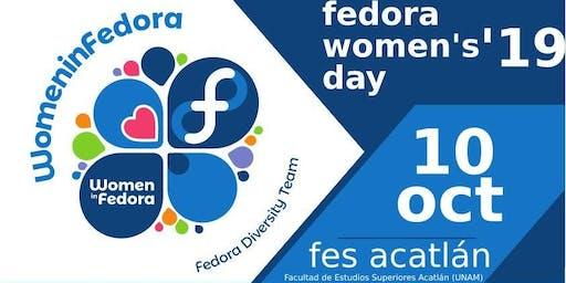 Fedora Women's Day CDMX 2019