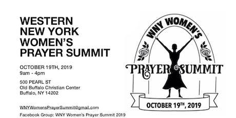 WNY Women's Prayer Summit tickets