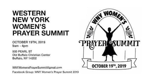 WNY Women's Prayer Summit