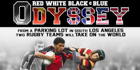 Staff Screening of Another Red, White, Black & Blue Odyssey tickets