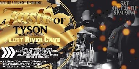 "TASTE OF TYSON DAY PARTY ""BLACK TIE EVENT"" tickets"