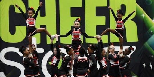 SAC Lady Seminoles Cheer Invitational