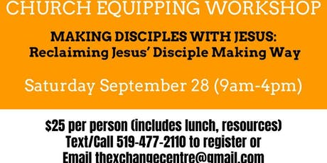 Making Disciples With Jesus tickets