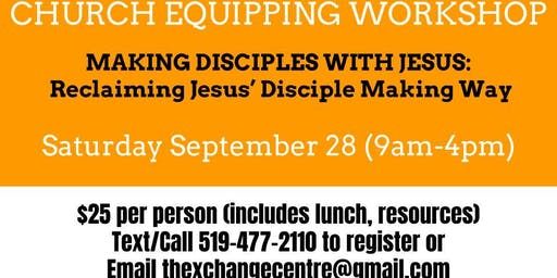 Making Disciples With Jesus
