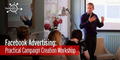 Facebook Advertising Campaign Creation tickets