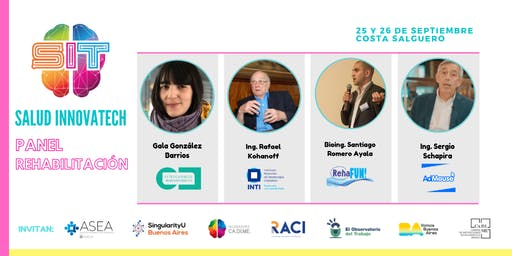 Salud Innovatech | Rehabilitación, Discapacidad y Robótica