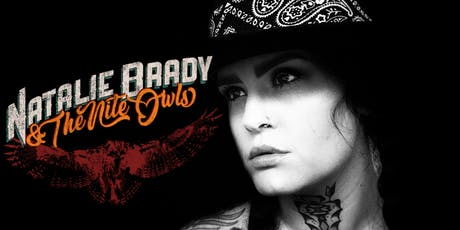 """Season 15 """"The Voice"""" Contestant Natalie Brady and The Nite Owls tickets"""