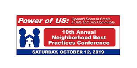 10th Annual Neighborhood Best Practices Conference tickets