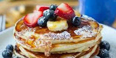 Wings on Words 3rd Annual Pancake Breakfast