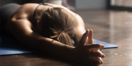 Restorative Thai Yoga 5:30pm