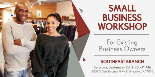 Small Business Lending Workshop-Southeast