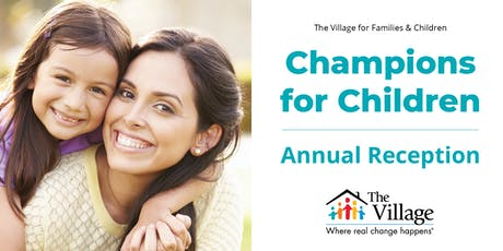 Champions for Children Annual Reception tickets
