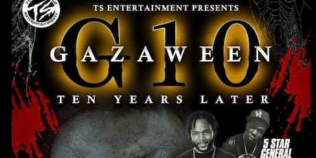 GAZAWEEN tickets
