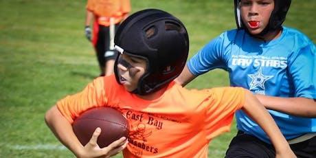 California Football Academy Fall Flag Football League tickets