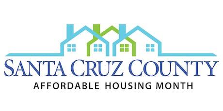 Santa Cruz Affordable Housing Forum tickets