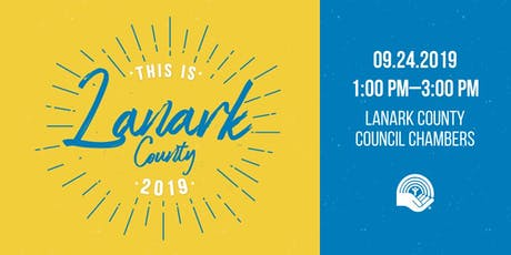 This is Lanark County 2019 tickets