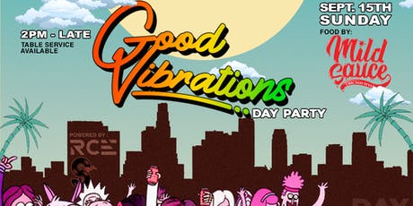 Good Vibrations Day Party tickets