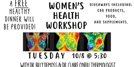 Women's Health Workshop tickets
