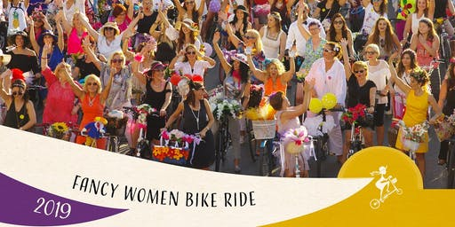 Vancouver Fancy Women Bike Ride