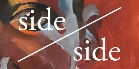 Side by Side: Selections from the Permanent Collection Opening Reception tickets