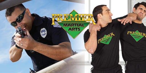 First Responders Krav Maga Workshop