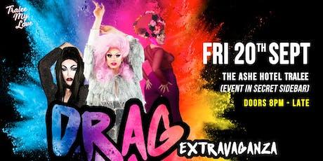 Drag Extravaganza tickets