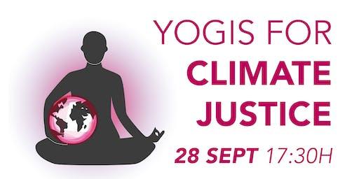 Yogis for Climate Change Conference (YFCCC) September 2019