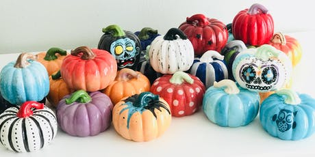 Pumpkin Painting at Call to Arms Brewing Company! tickets