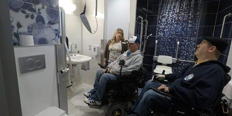 Visit to Rehab Suite at Nova Scotia Rehabilitation and Arthritis Centre tickets