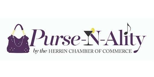 Purse-N-Ality 2019
