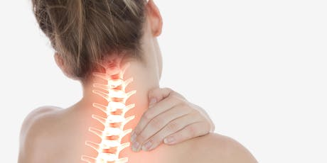 FREE WORKSHOP: HIGHLY EFFECTIVE Strategies To ELIMINATE NECK & SHOULDER PAIN tickets