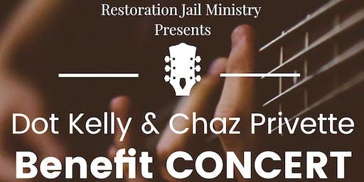 Restoration Jail Ministry Benefit Concert