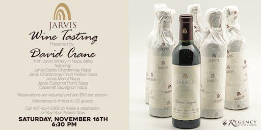 Jarvis Wine Tasting