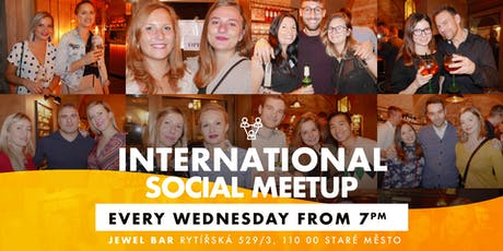 International Social Meetup tickets