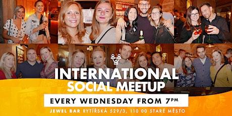 International Social Meetup tickets