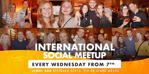 International Social Meetup