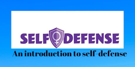 Introduction to Women's Self-Defense tickets