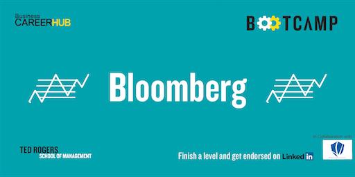 Bloomberg Bootcamp: Level 1