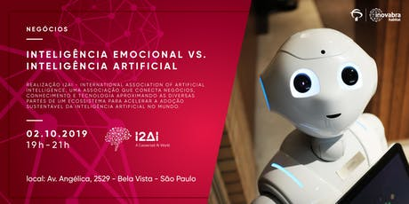 Inteligência Emocional Vs. Inteligência Artificial ingressos