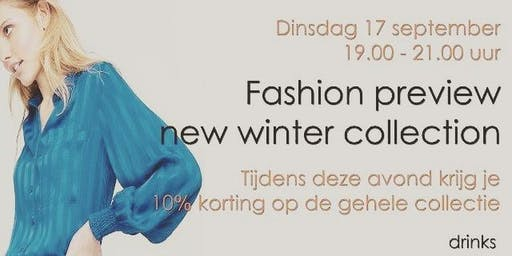 Gente Fashion Preview New Winter Collection