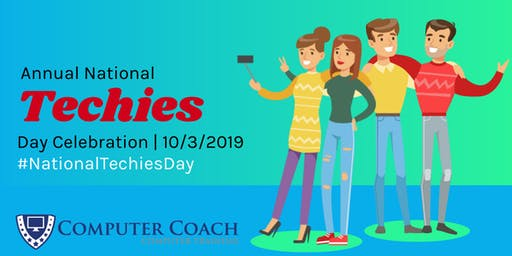 National Techies Day Celebration